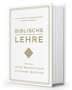 Biblische Lehre - MacArthur / Mayhue | CB-Buchshop