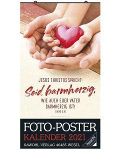 Foto-Poster-Kalender 2021