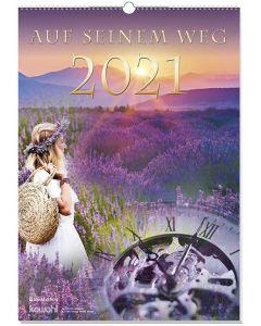 Auf seinem Weg 2021