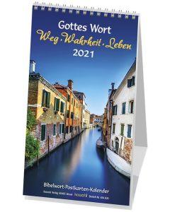Gottes Wort - Weg - Wahrheit - Leben 2021