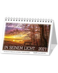 In seinem Licht 2021 - Aufstellkalender