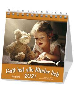 Gott hat alle Kinder lieb 2021