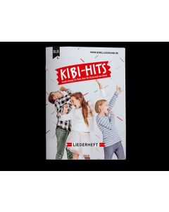 KIBI-Hits Liederheft
