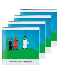 Himmelfahrt und Pfingsten - 4er Set