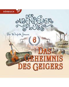Das Geheimnis des Geigers (6) - Hörbuch MP3