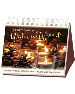 Im hellen Glanz der Weihnachtsfreude - Aufstellbuch