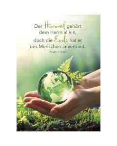 Postkarten: Der Himmel gehört dem Herrn, 12 Stück