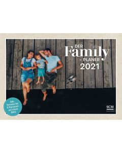 Der Family-Planer Kalender 2021