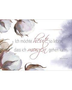 """Postkarten """"heute"""" 4er-Serie"""