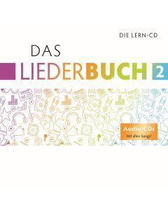 Das Liederbuch 2 - Lern-CD