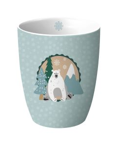 Tasse Wintertraum