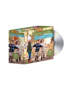 Kleine Leute - Großer Gott - 5 CD Box