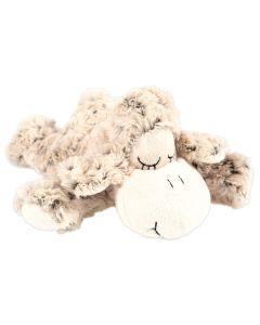 Plüsch Schaf - beige-meliert