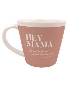 """Tasse """"Hey Mama"""""""