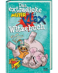 Das extradicke Mister-Kläx-Witzebuch | CB-Buchshop