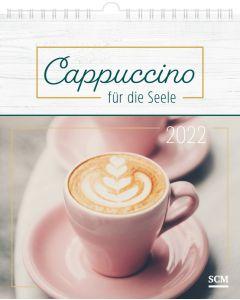 Cappuccino für die Seele 2022 - Postkartenkalender