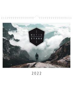 Mutig und stark 2022