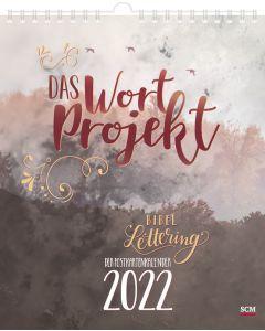 Das WortProjekt. Der Bibel-Lettering-Postkartenkalender 2022