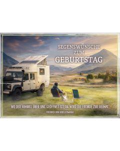 """Postkartenserie """"Urlaub mit Rover"""" - 12Stk."""