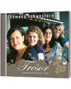 Trésor - CD - Lehmann Schwestern | CB-Buchshop