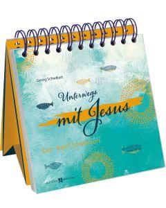 Unterwegs mit Jesus - Aufstellbuch