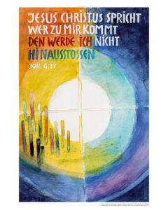 Jahreslosung 2022 - Kunstdruck A3
