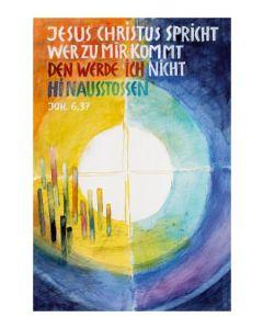 Jahreslosung 2022 - Postkarten 10er Set