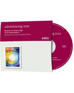 Jahreslosung 2022 - CD-ROM mit Bildbetrachtung