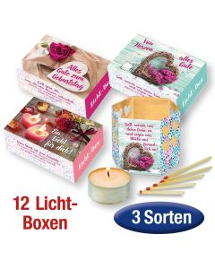 Spar-Paket: Licht-Boxen