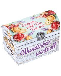 """Fruchtgummi-Kronen: """"Wunderbar wertvoll"""""""