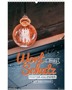 WortSchatz 2022 - Poster-Kalender