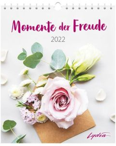 Momente der Freude 2022 - Postkartenkalender