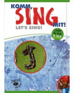 Komm, sing mit!  - Textausgabe | CB-Buchshop