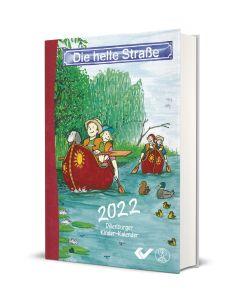 Die Helle Straße - Buchkalender 2022