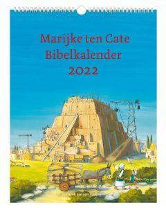 Bibelkalender 2022 - Marijke ten Cate