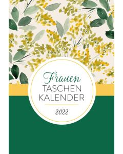 FrauenTaschenKalender 2022 - Ornamentausgabe