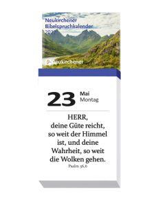 Neukirchener Bibelspruchkalender 2022 - Abreißkalender, Ralf Marschner