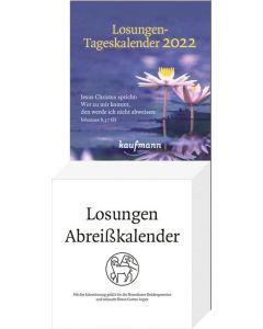 Losungen Abreißkalender 2022