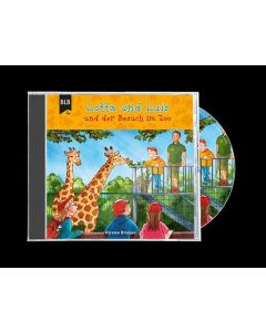 Lotta und Luis und der Besuch im Zoo - CD | CB-Buchshop