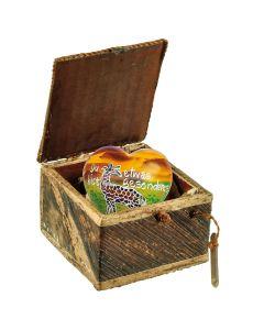 Geschenk-Box mit Herz  - Du bist etwas Besonderes