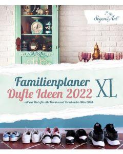 Dufte Ideen XL 2022 - Familienplaner