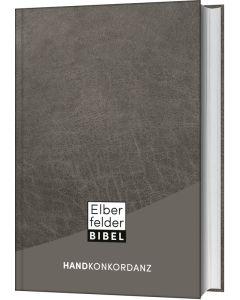 ARTIKELNUMMER: 271250000  ISBN/EAN: 9783863532505 Elberfelder Handkonkordanz CB-Buchshop