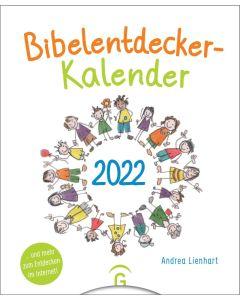 Bibelentdeckerkalender 2022 - Wandkalender