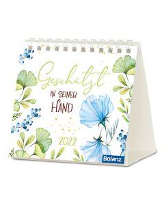 Geschützt in seiner Hand 2022 - Minikalender