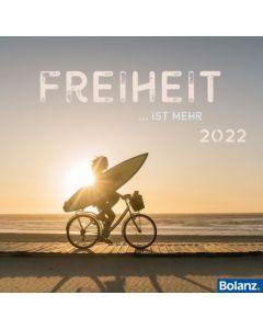 Freiheit 2022 - Tischkalender