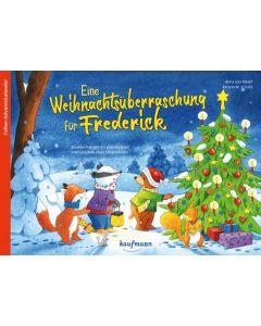Eine Weihnachtsüberraschung für Frederick - Adventskalender, Kiesel Anna Lisa, Kerstin M. Schuld