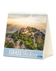 Israel Shalom 2022 - Tischkalender