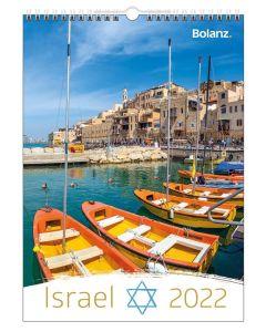 Israel 2022 - Posterkalender
