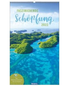 Faszinierende Schöpfung 2022 - Posterkalender