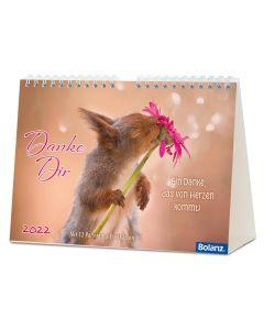 Danke Dir 2022 - Postkartenkalender